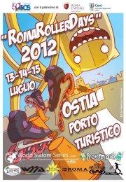 Roma roller days 2012