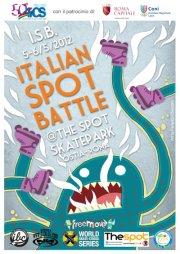 I.S.B. Italian Spot Battle 2012