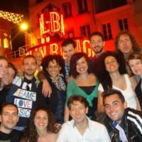 Pincio a Parigi 2013 - 24-26 maggio