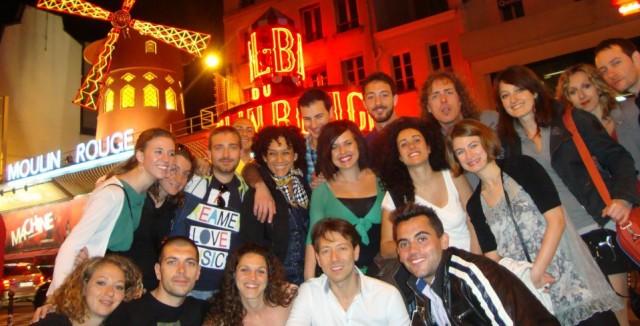 Pincio a Parigi 2013 – 24-26 maggio