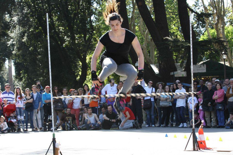 A proposito di free jump, Marisa..