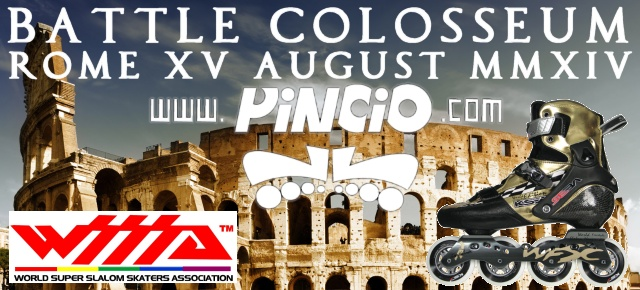 BATTLE COLOSSEUM 2014 @ROME [XV August MMXIV]