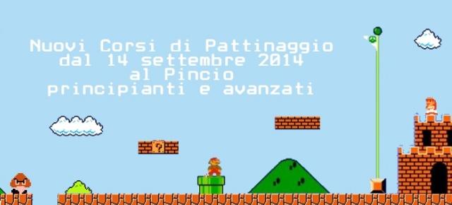 CORSI AL PINCIO 2014/15: il 14 settembre si riparte dal Pincio!
