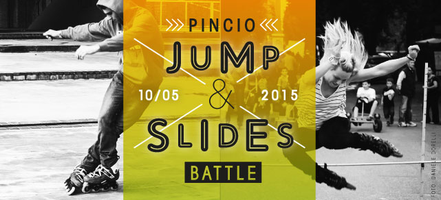 Pincio Jump&Slide 2015
