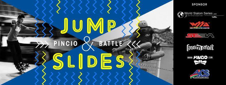 Pincio Jump&Slide Battle 2016